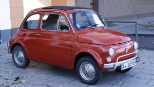 Fiat 500 by UdoChristmann