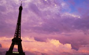 Tour Eiffel 2 by Deeo-Elaclaire