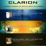 CLARION by mACrO-lOvE