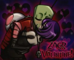 Happy ZAGR Valentine by JasmineAlexandra
