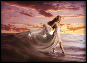 Tale Of The Sea Maid by Iribel