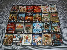 Nintendo GameCube Collection Part 1 by TinytheGiant