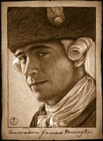 Commodore Norrington by theband