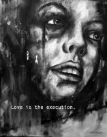 Love is the execution by samygpunkt