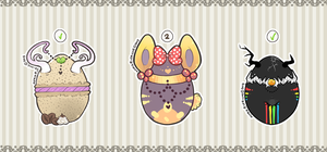Hatchable Cheebs 7 -- { CLOSED } by Hardrockangel-Adopts