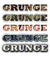 five grunge styles by noema-13