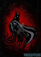 Batman I. by snowyblackrose