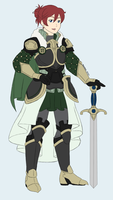 [FE14] Iris Hero Redesign by bossusaurus
