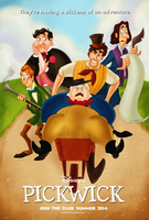Contest Entry: Disney's Pickwick by Wickfield