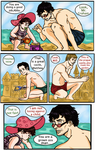 Will  Graham Daddy AU:SandCastle by LucLeon