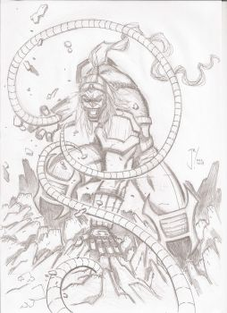 Omega Red by nulltimezone