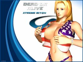 Dead or Alive Extreme Bitch by ThoraxeRMG