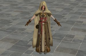 'Dark Souls 2' Emerald Herald fixed XPS ONLY!!! by lezisell