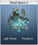 Dead Space 2 - Icon 3 by Crussong
