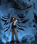 Shard Tenor, the Demon Raven by Royle-McCulloch