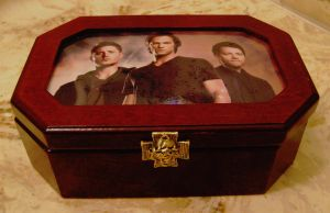 'Supernatural' Jewelry Box by Ms-Mordant