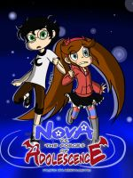 Nova Vs. The Forces Of Adolescence Temp.Cover by MarionetteJ2X