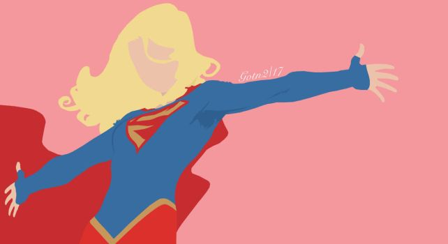 Supergirl - 2.0 by GuardianOfTheNight2