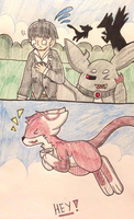 PKMNation:: Why Me? Why the Groom? Is that a Mew?! by Dianamond