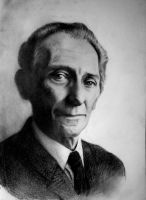 Peter Cushing by Pidimoro