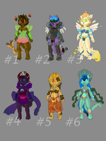 Lenzier ReBirth Adopts by ElysianImagery