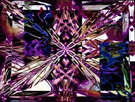 Fractal DGCA Painting by BL8antBand