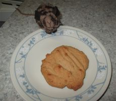 I made peanut butter cookies by MaguschildCloud