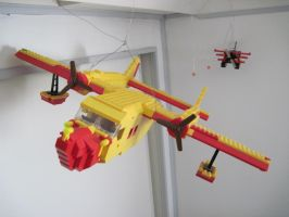 Lego Talespin L-16 CT-37 3 by Deorse