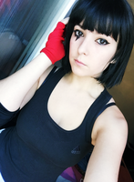 Faith Connors - Mirror's Edge Cosplay by Dragunova-Cosplay