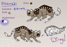 Abanaki Ref by Cloud-Cat