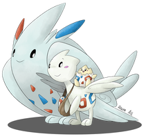 Togetic's Day