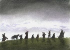 The Fellowship of the Ring by Lord-Of-The-Rings