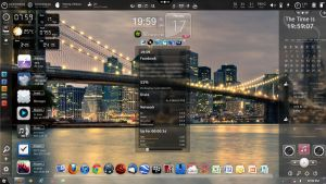 Busy Desktop V1.1 by Sufyaan7