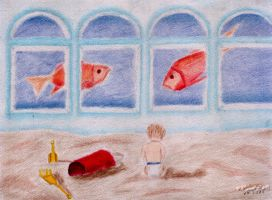 Fish Tank by volker03