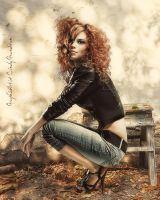 Autumn is here by CindysArt