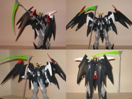 New - Gundam Deathscythe Hell by ZulDzin