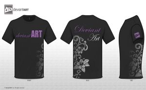 deviantWEAR Design by Cira84
