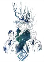 True Detective by Robbertopoli