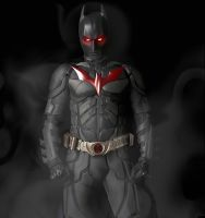 Batman Beyond Suit by CHaRLeSAL