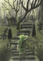 Gloomy Forest by Jo-Onis