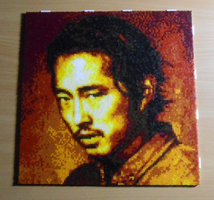 Glenn Rhee (Mini-Beads) by FTWBAmanojaku