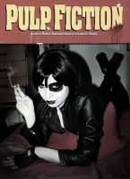 Domino: Pulp Fiction Mode by FioreSofen