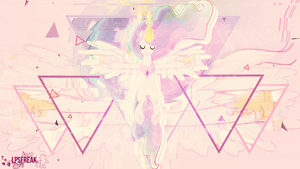 glitch celestia by illumnious