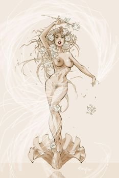 Aphrodite by Franchesco
