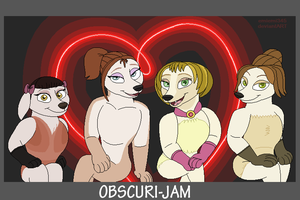 Obscuri-Jam 2015 (#roadsidegirls) by emiemi345