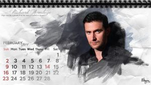 Richard Armitage February 2014 by Nhyms