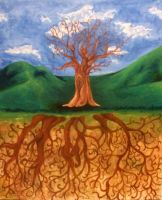 Branches and Roots by SimbaHearted
