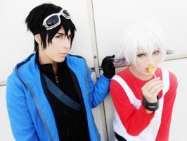 Karneval: Gareki and Nai by Smexy-Boy