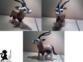 MLP Oryx by customlpvalley