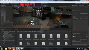 Code:RXT [GH-0-ST] Concept GamePlayShot3 by ownerfate